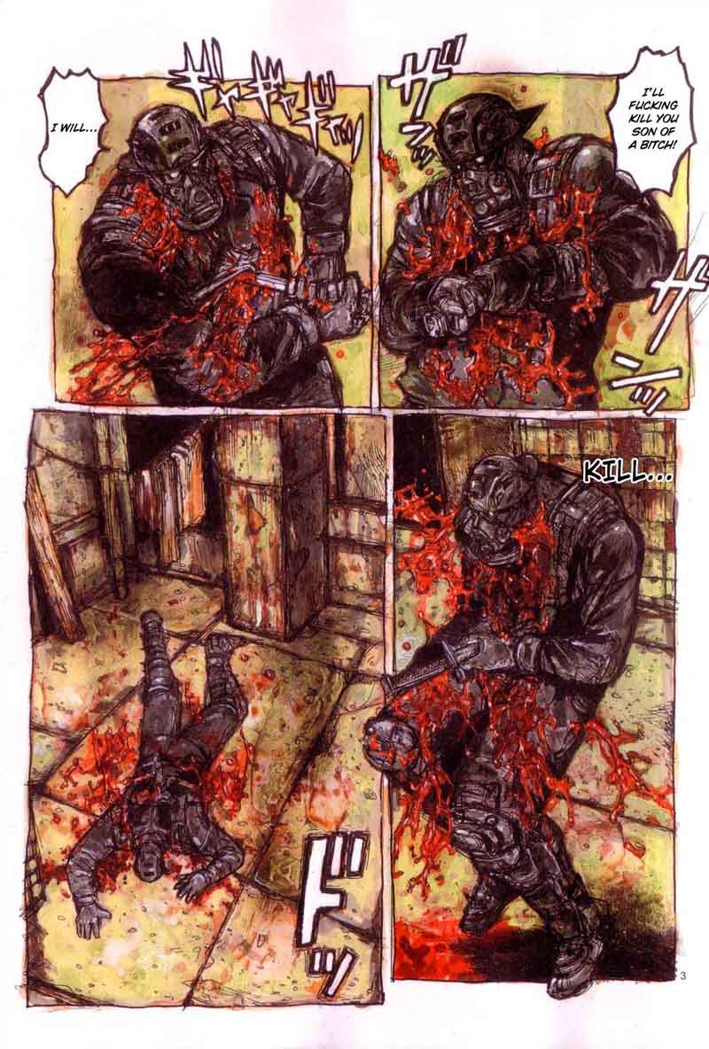 Dorohedoro, Chapter 80 image 011