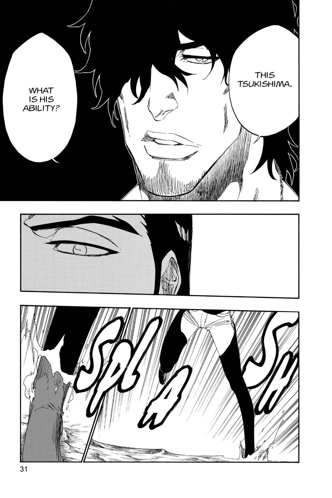 Bleach, Chapter 443 image 005