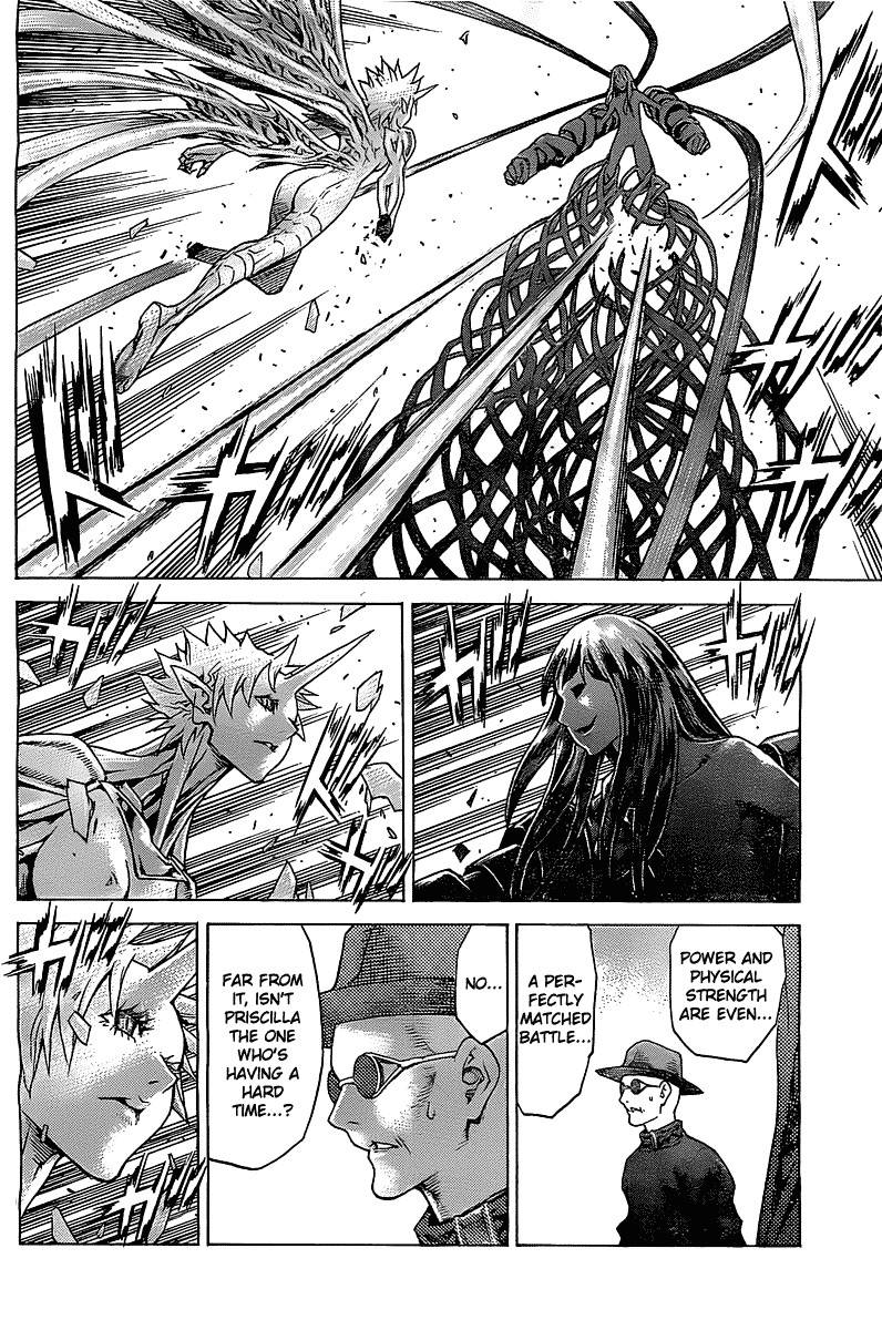 Claymore, Chapter 139 image 027