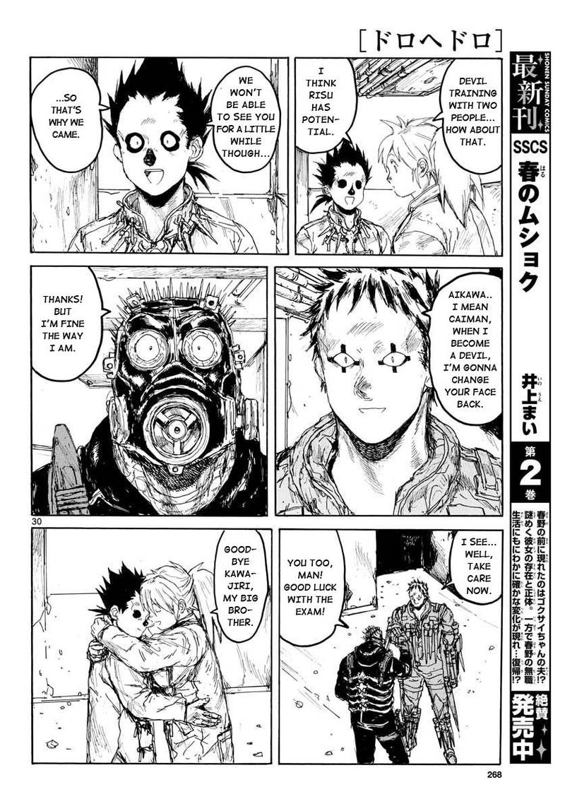 Dorohedoro, Chapter 167 image 029