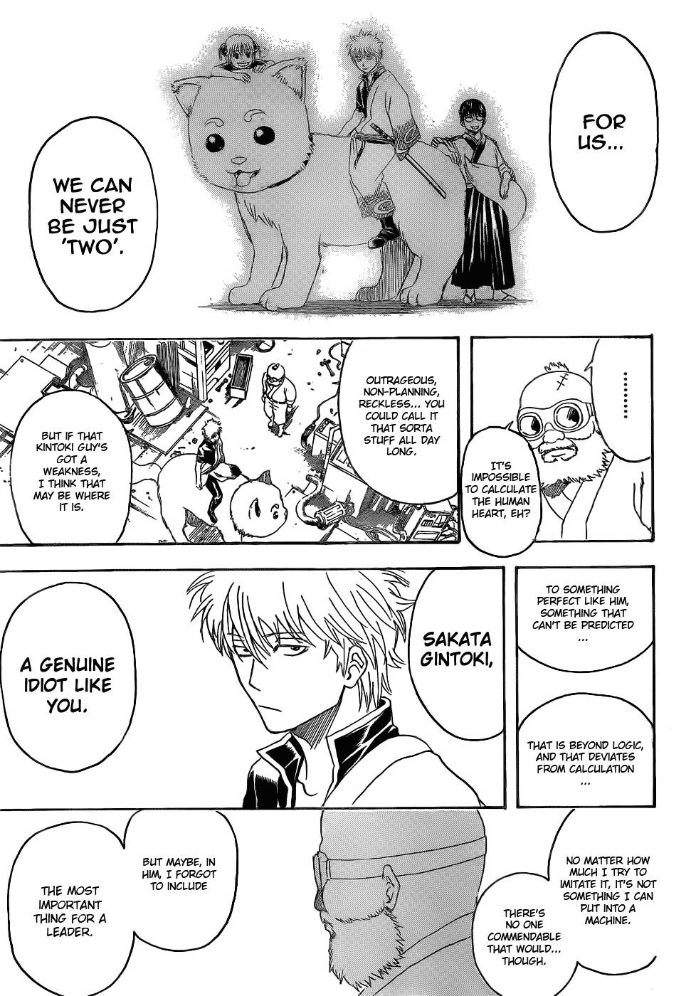 Gintama Chapter, 376 image 008