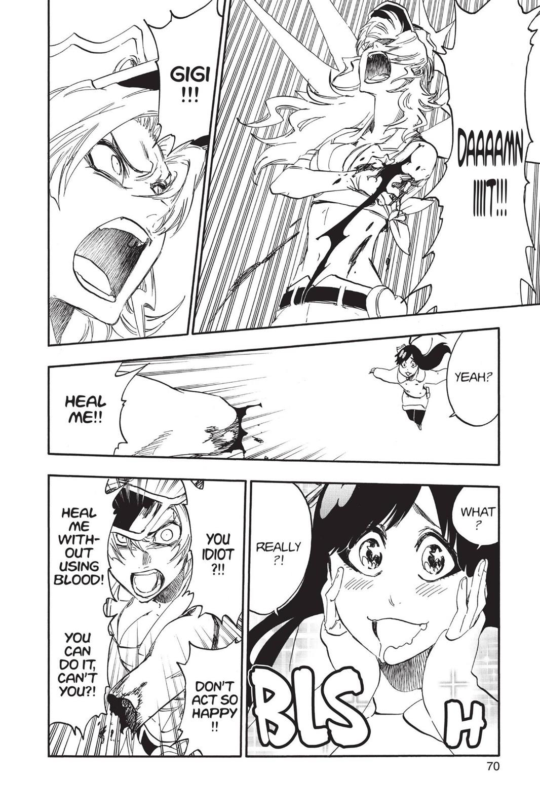 Bleach, Chapter 584 image 008
