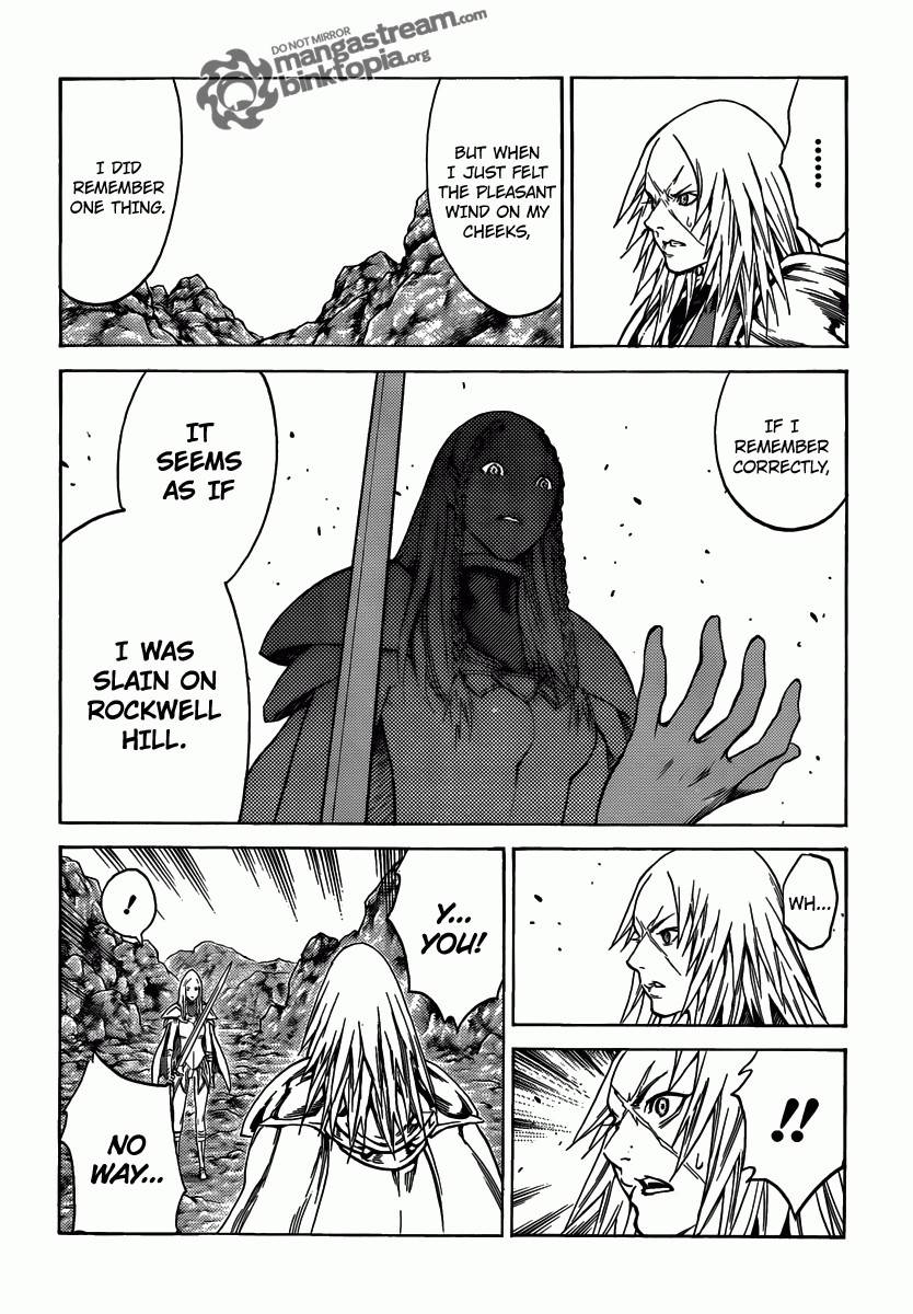 Claymore, Chapter 116 image 016