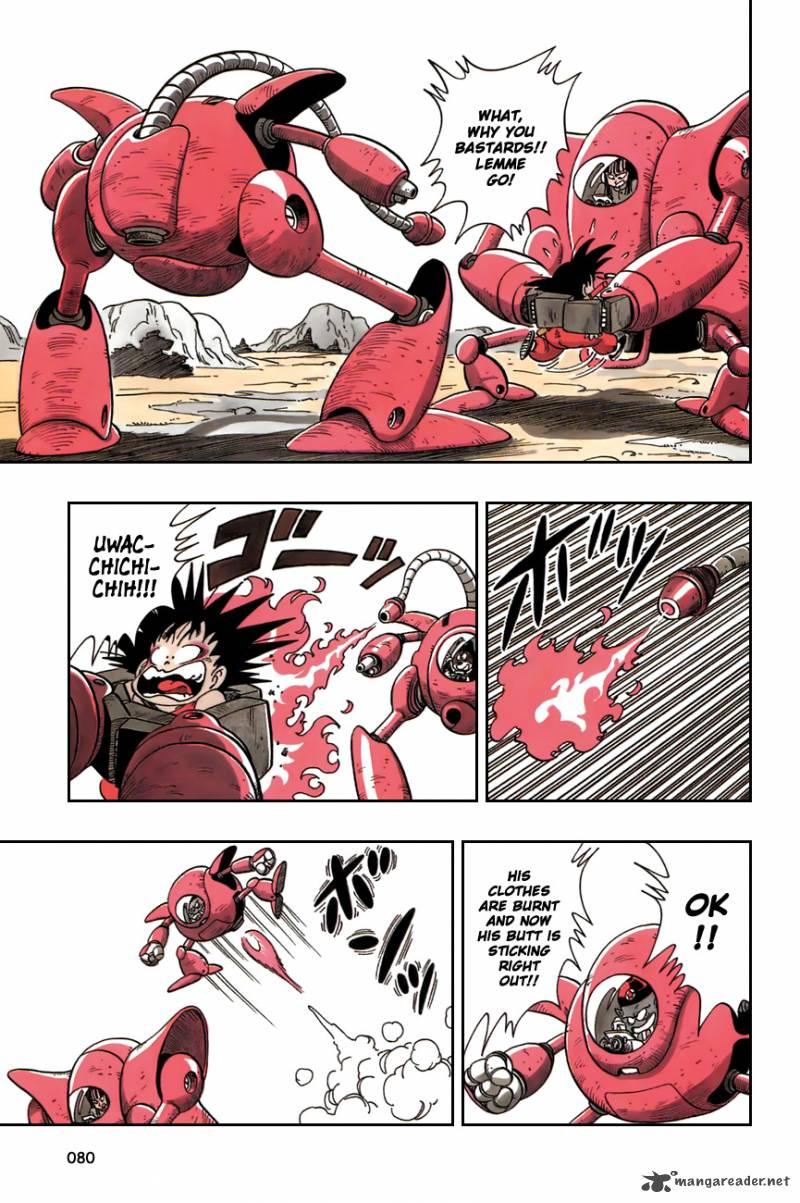 Dragon Ball, Chapter 110 image 007