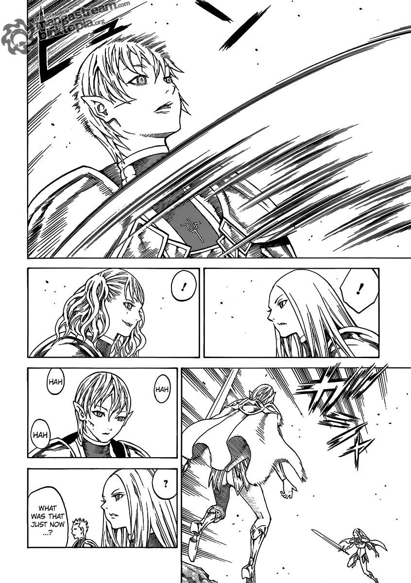 Claymore, Chapter 117 image 025