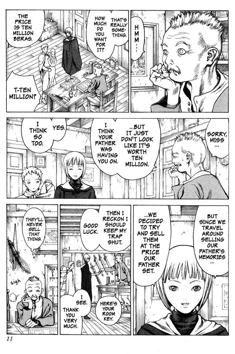 Claymore, Chapter 5 image 010