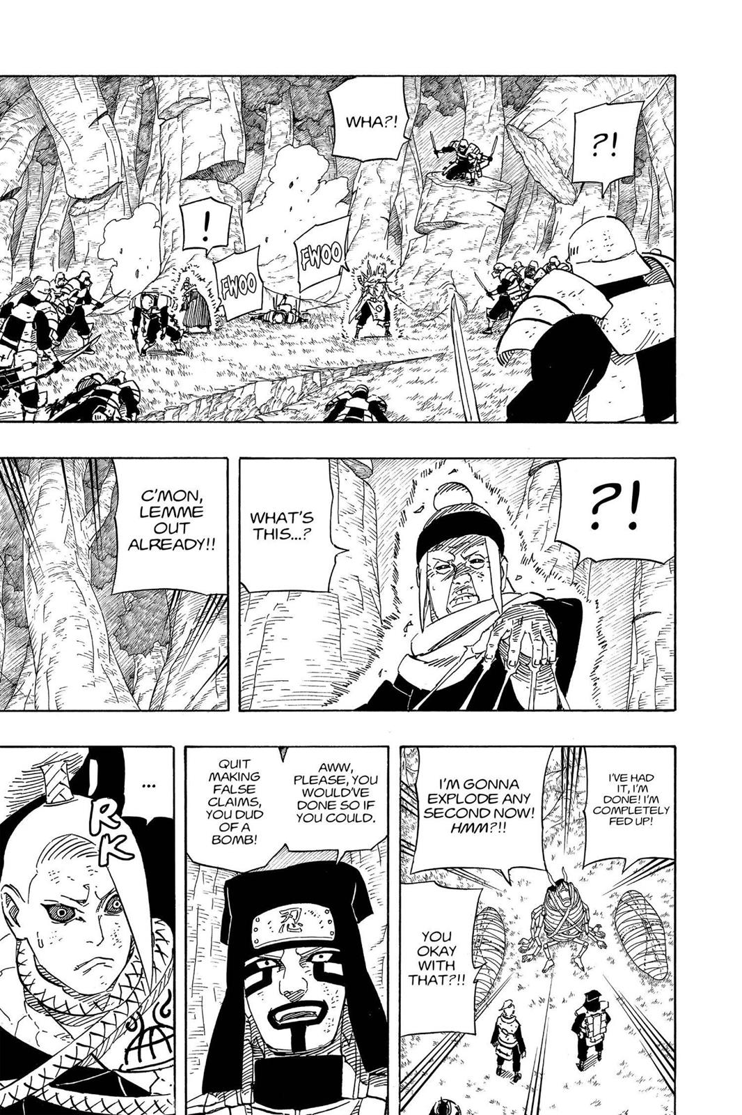 Naruto, Chapter 589 image 011