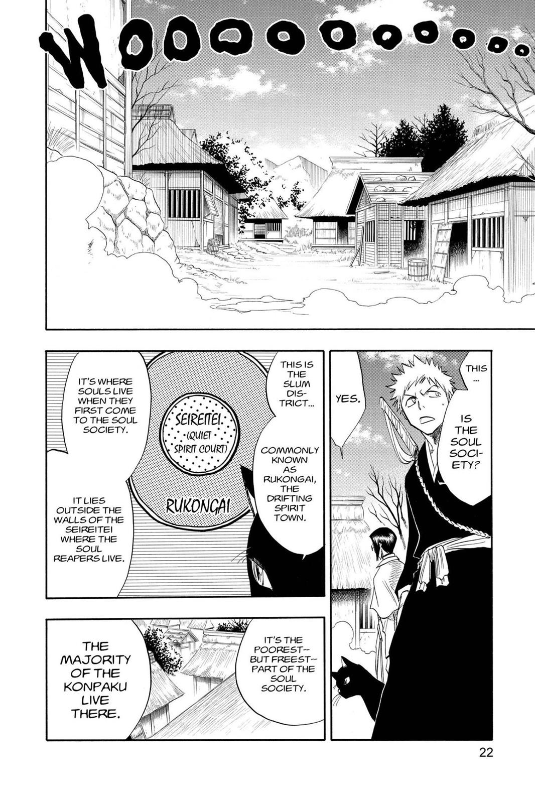 Bleach, Chapter 71 image 022