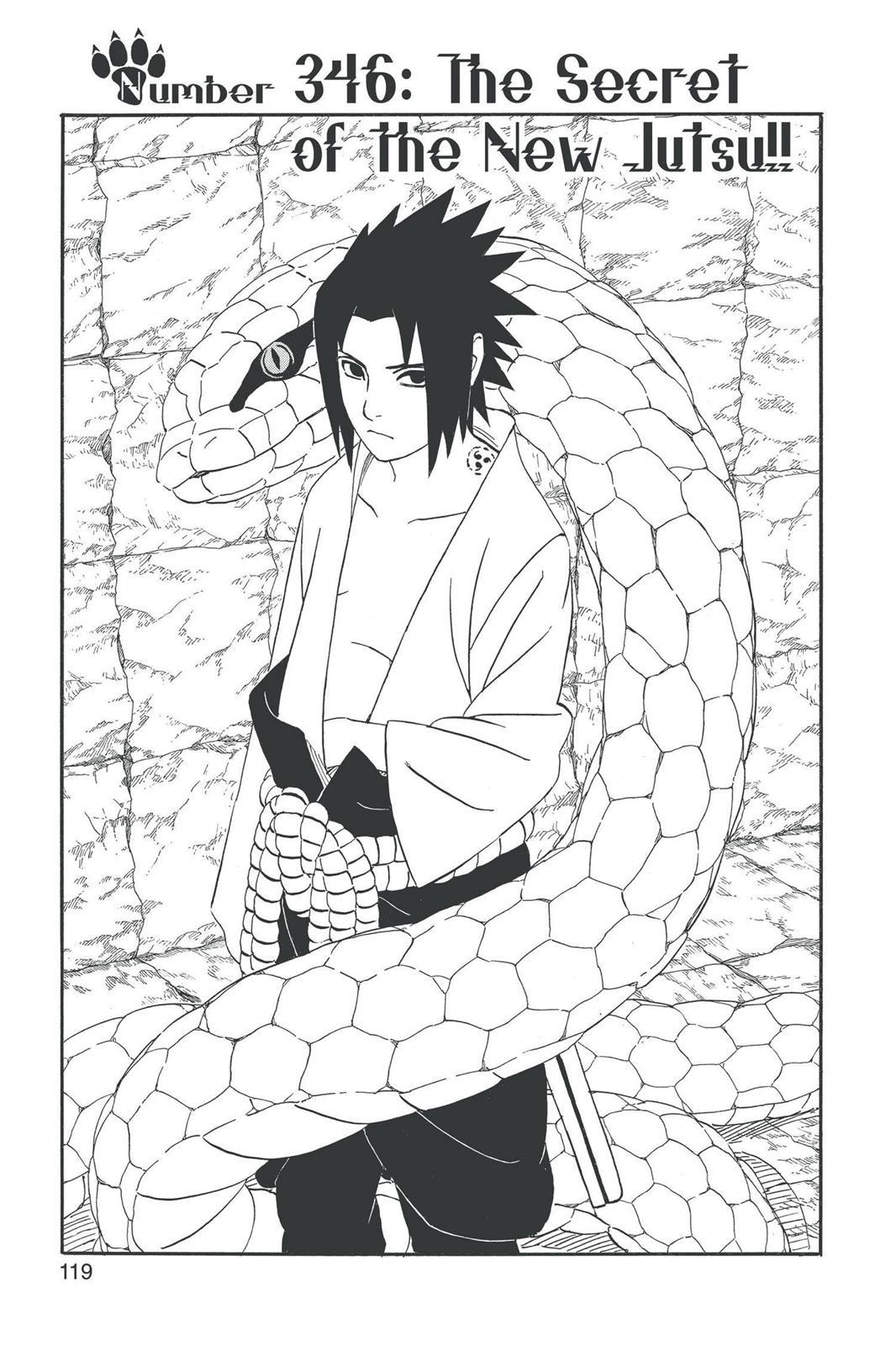 Naruto, Chapter 346 image 001