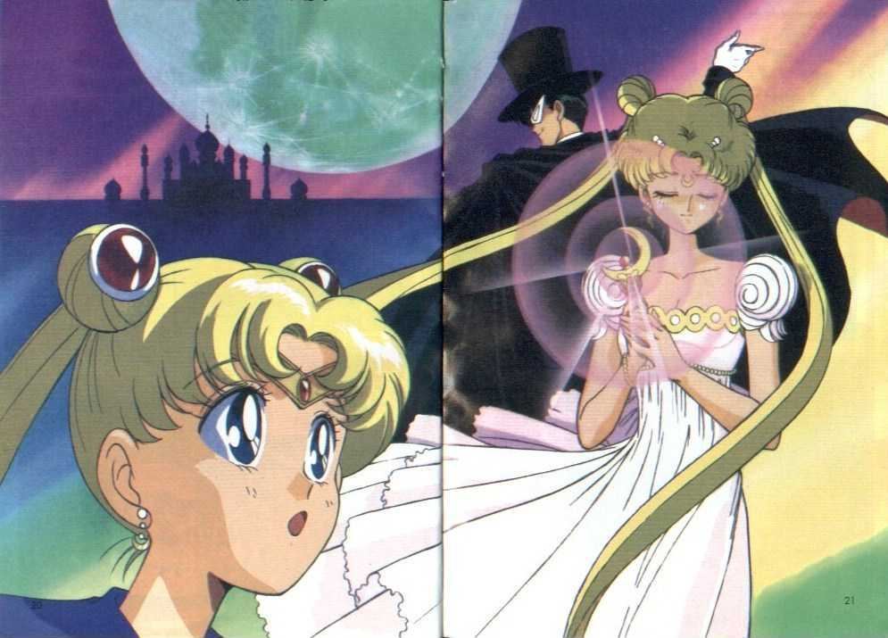 Sailor Moon, Cahpter 7 image 021
