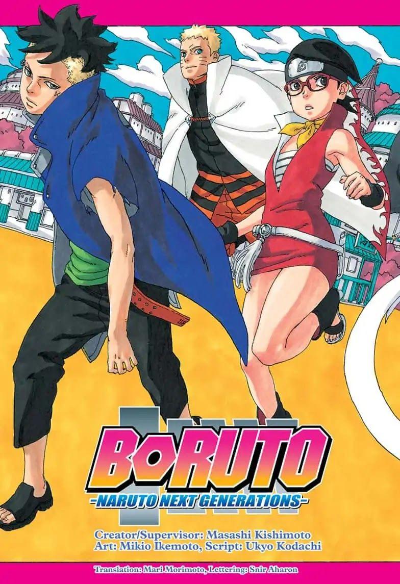 Boruto Manga, Chapter 36 image 002