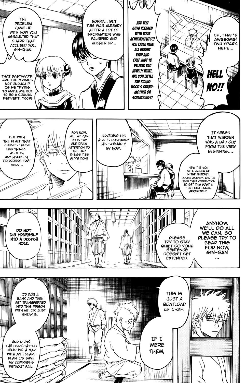 Gintama Chapter, 340 image 005