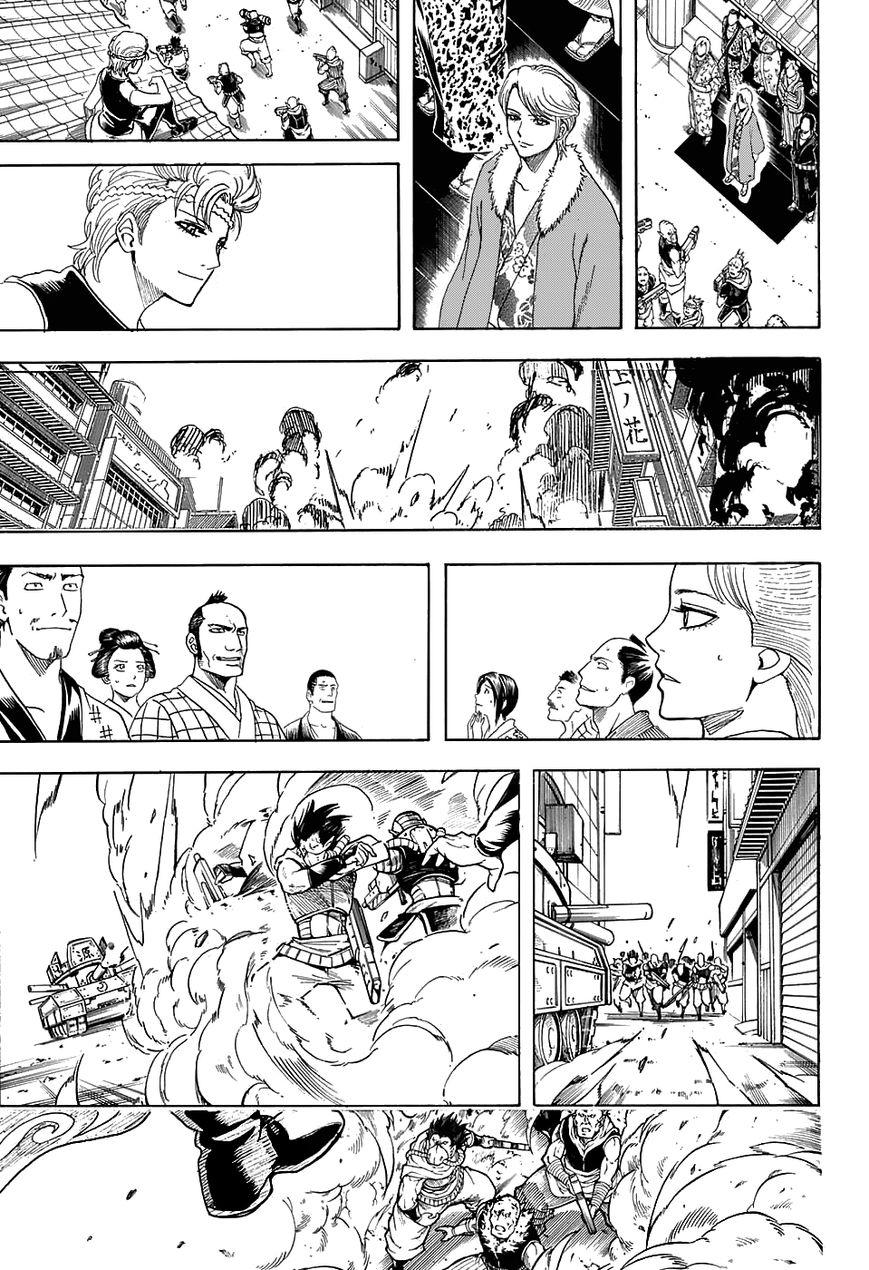 Gintama Chapter, 598 image 011