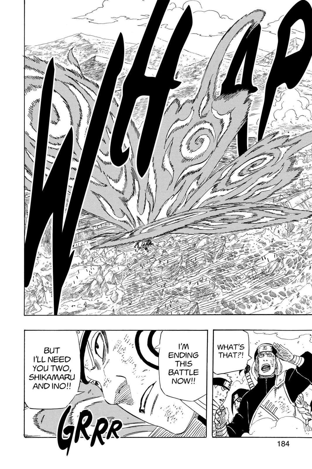 Naruto, Chapter 534 image 011