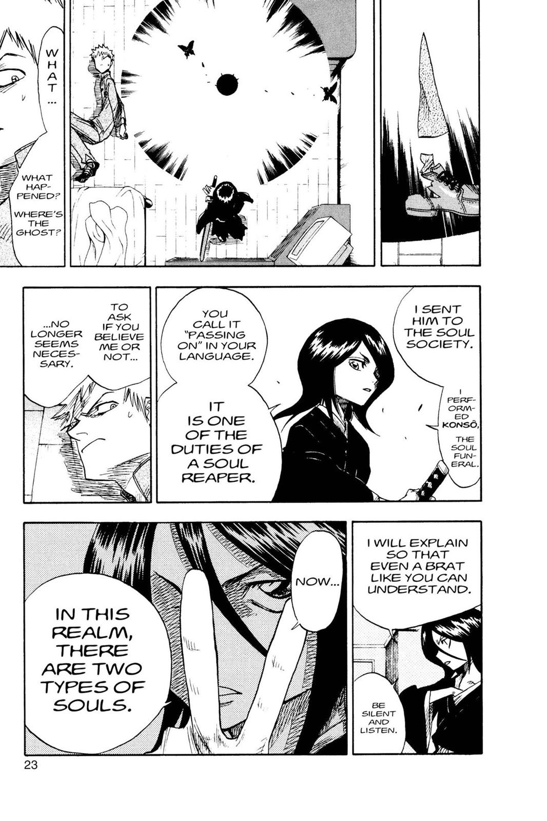Bleach, Chapter 1 image 023