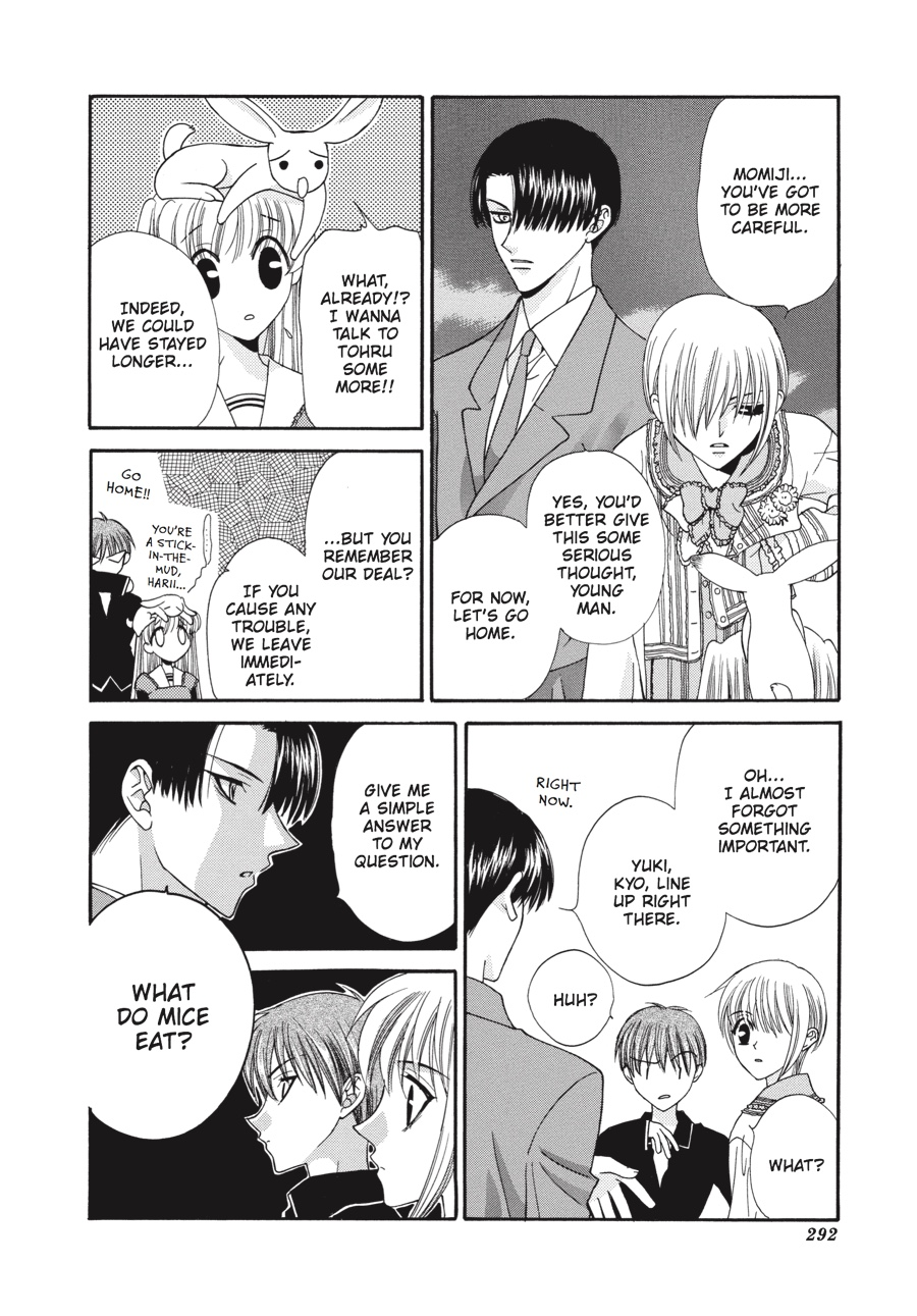 Fruits Basket, Chapter 9 image 020