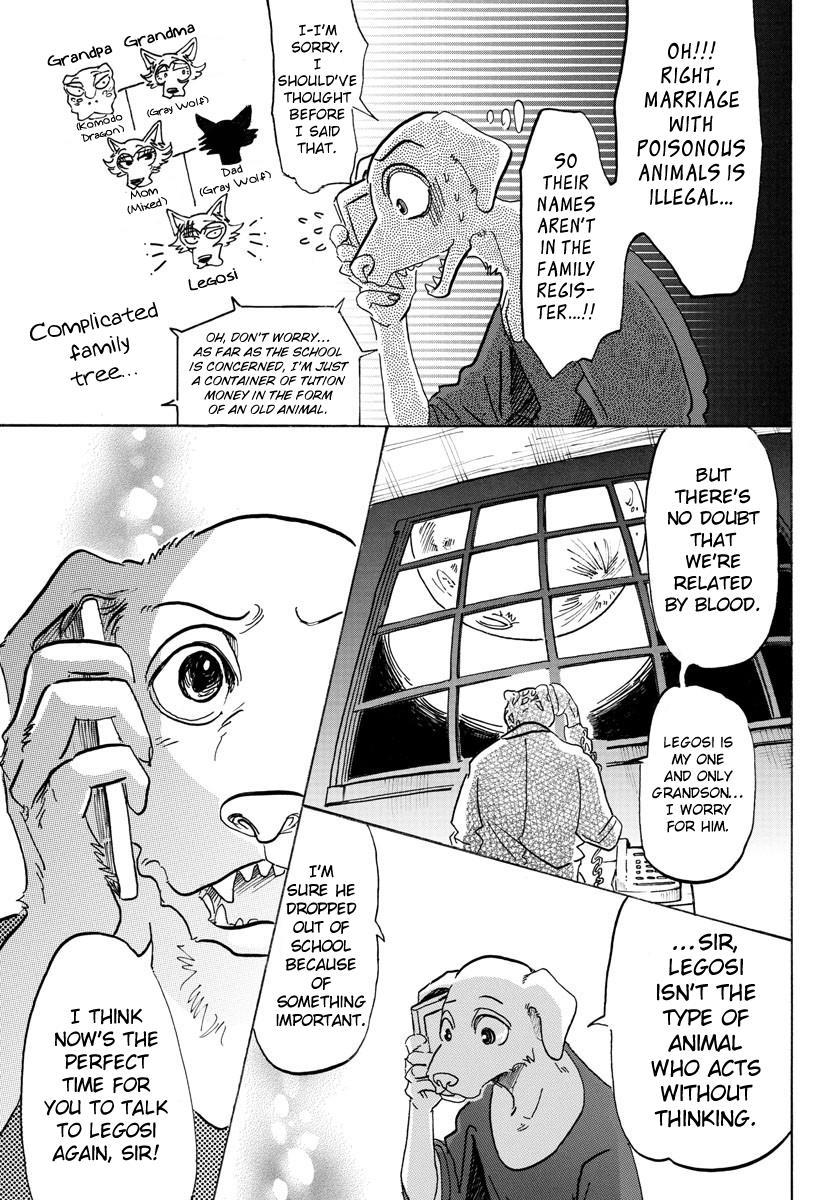 Beastars Manga, Chapter 104 image 005