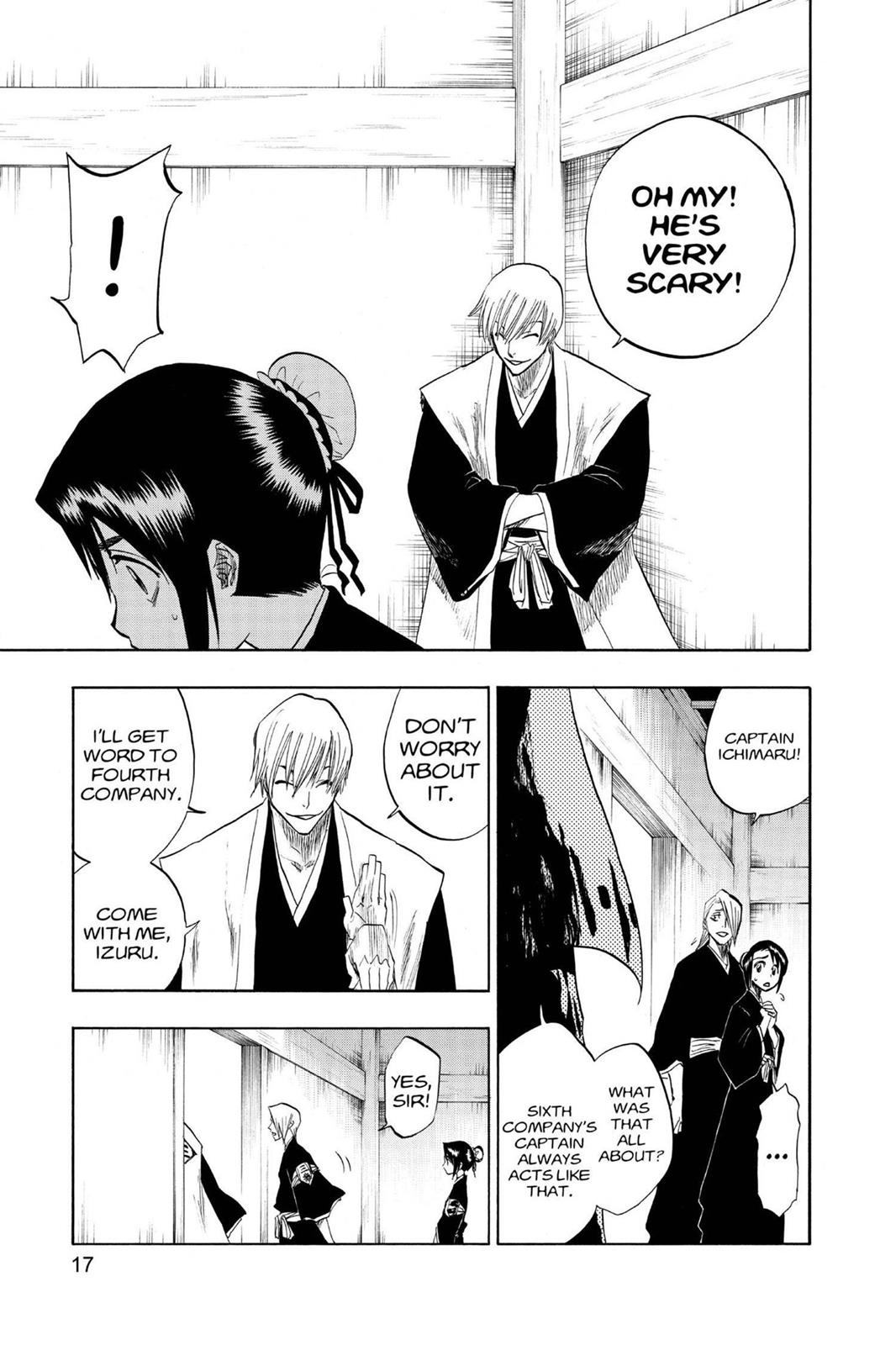 Bleach, Chapter 99 image 018