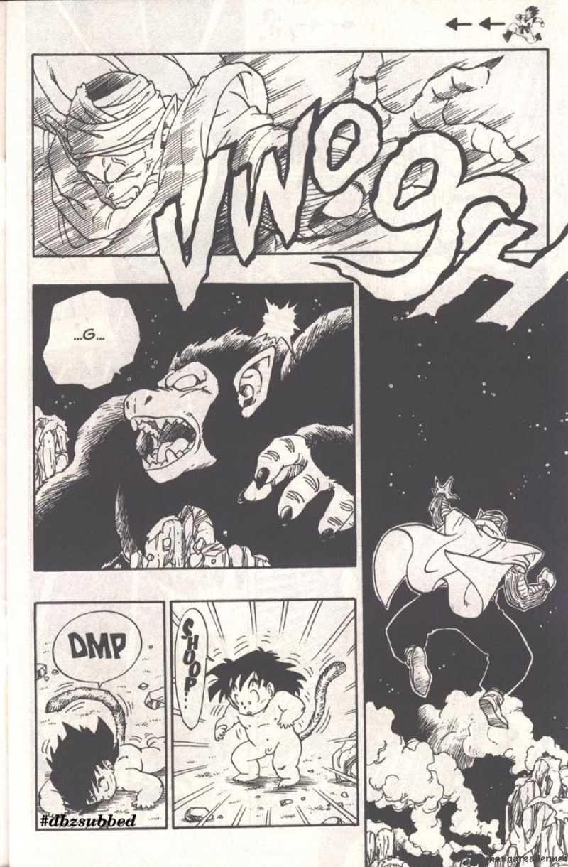 Dragon Ball, Chapter 208 image 011