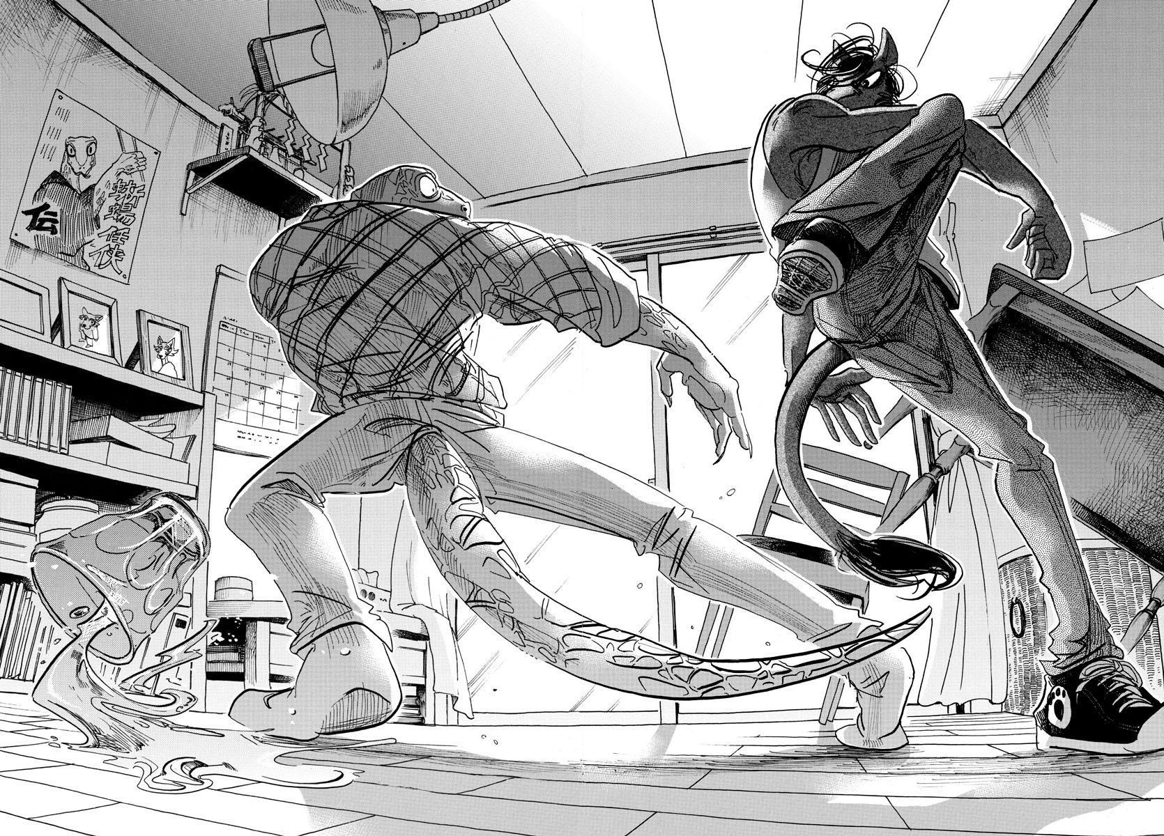 Beastars Manga, Chapter 112 image 009