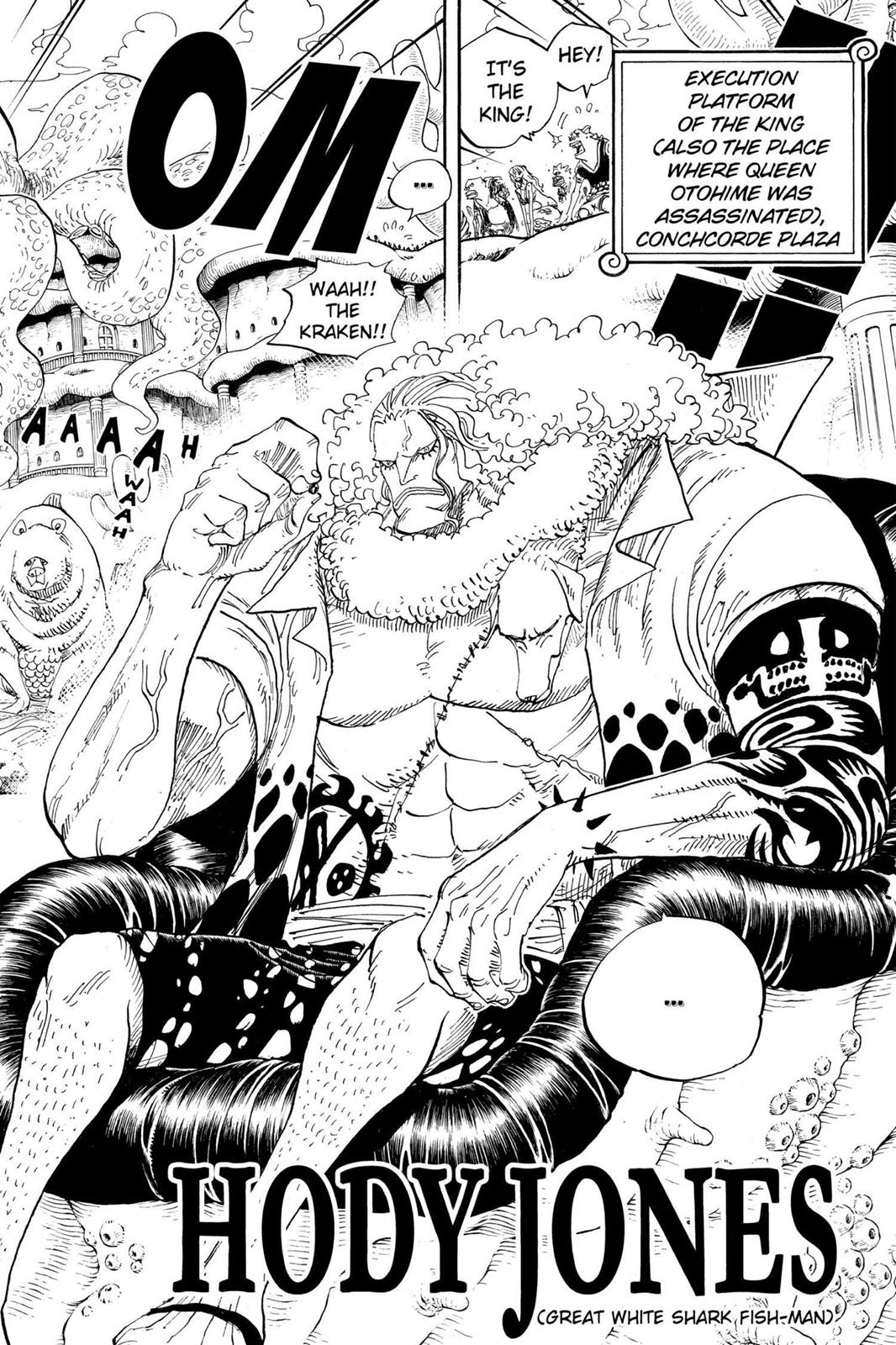 One Piece, Chapter 631 image 006