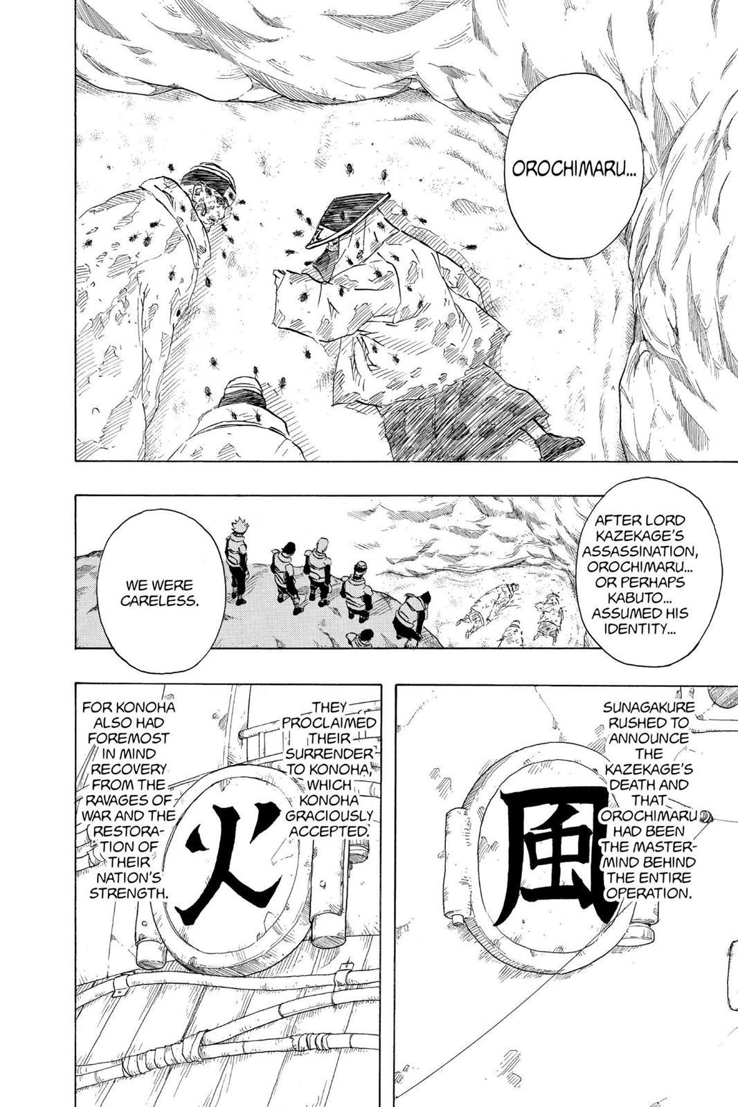 Naruto, Chapter 140 image 008