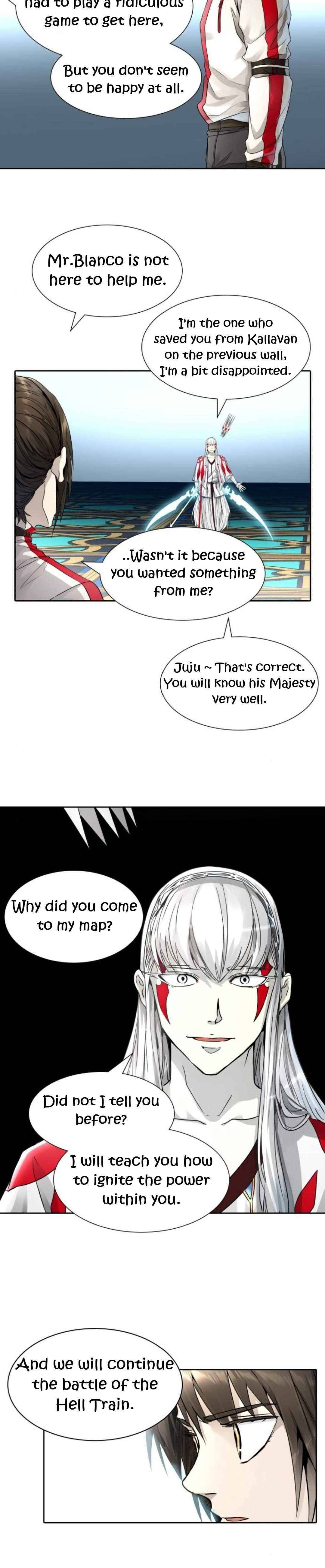 Tower Of God, Chapter 490 image 061