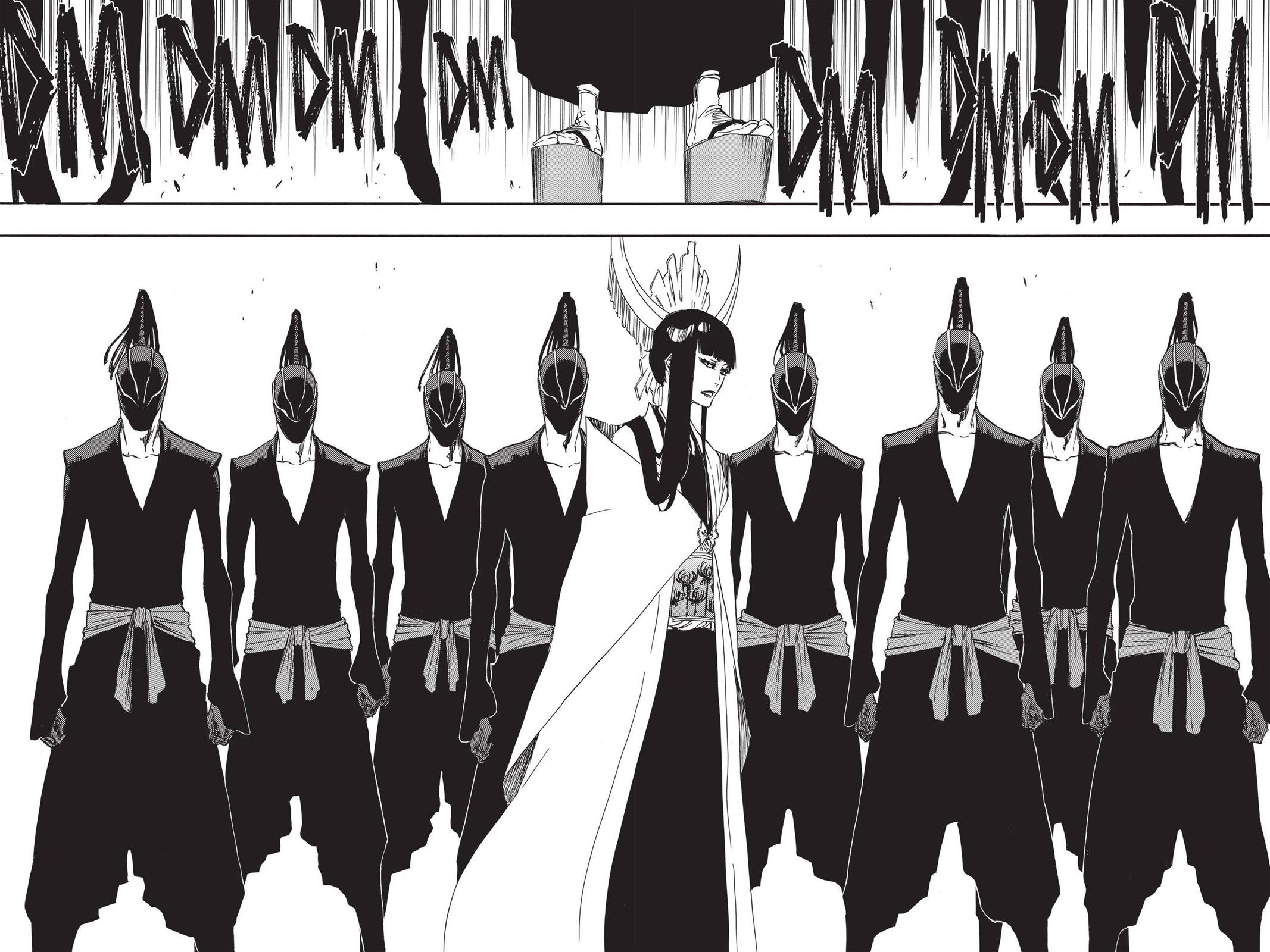 Bleach, Chapter 597 image 008