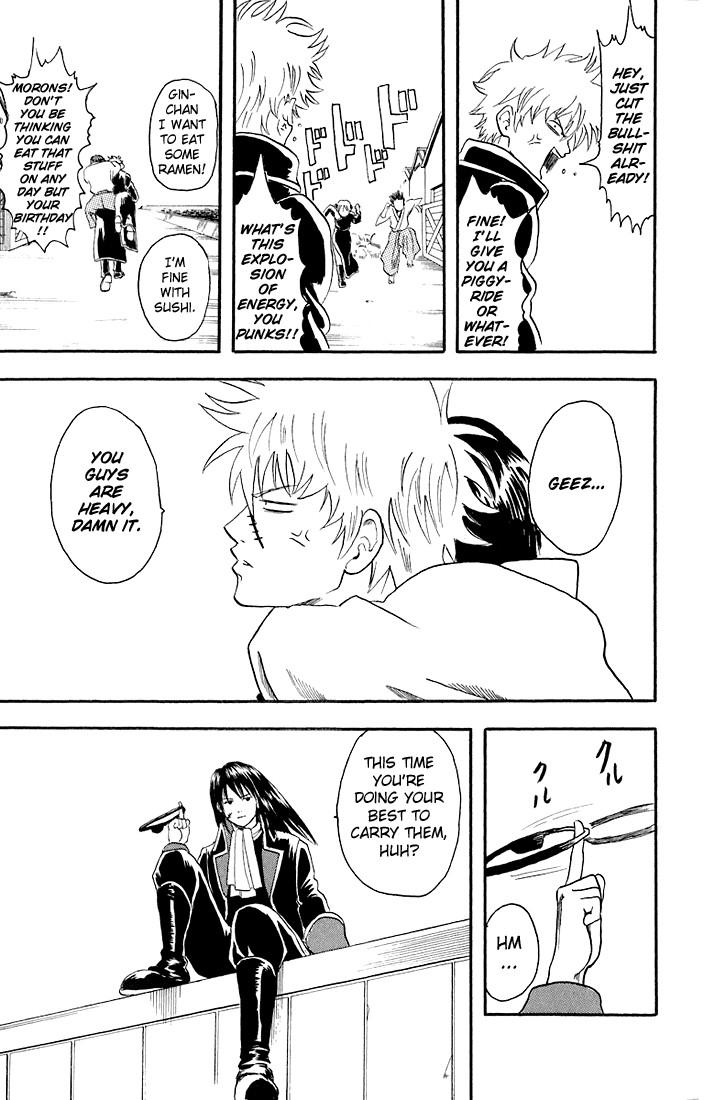 Gintama Chapter, 14 image 021