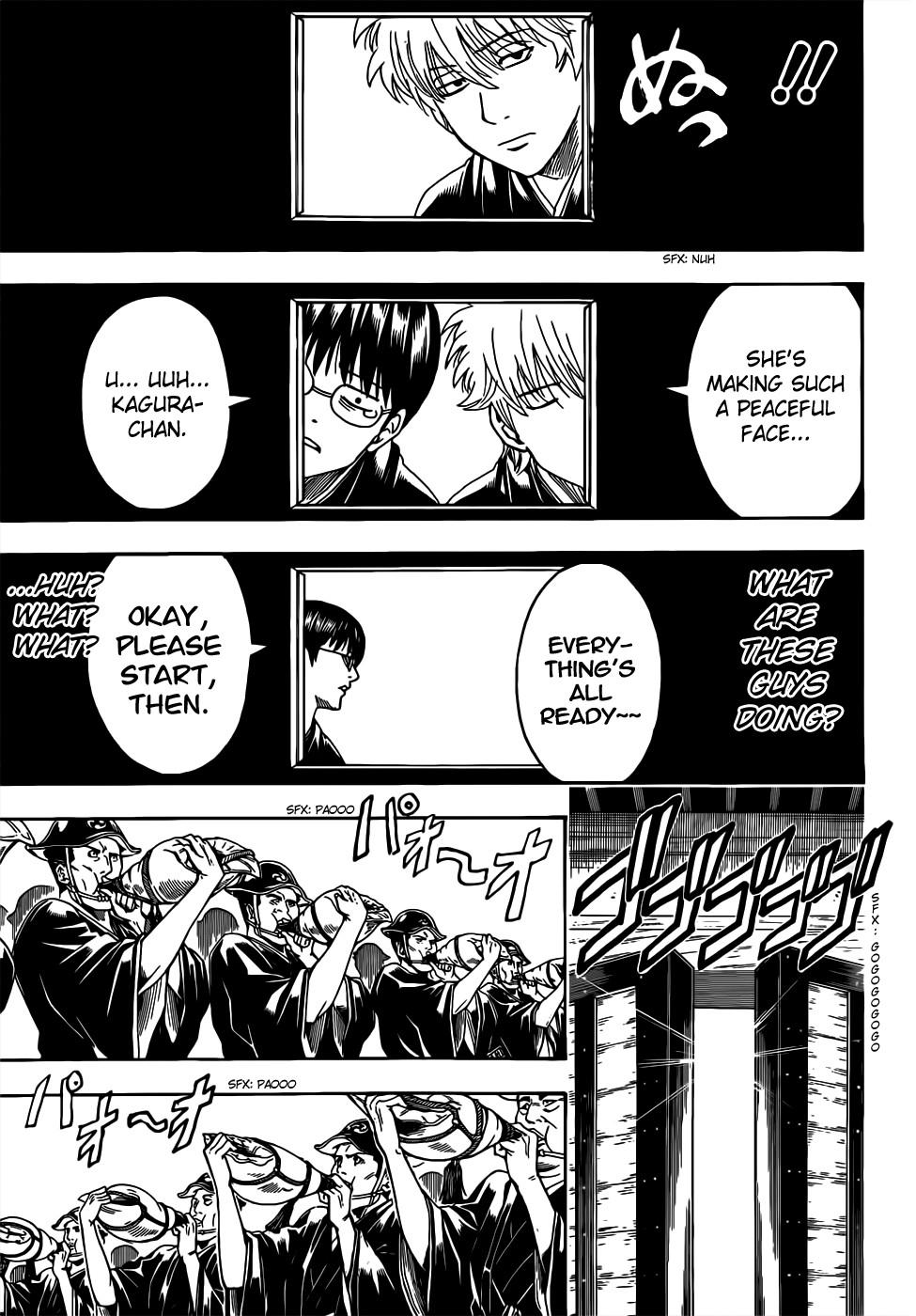 Gintama Chapter, 458 image 015