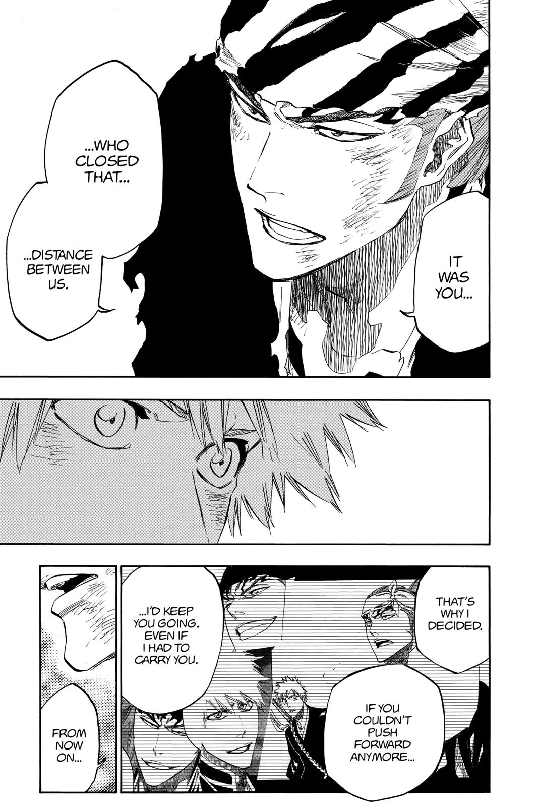 Bleach, Chapter 682 image 009