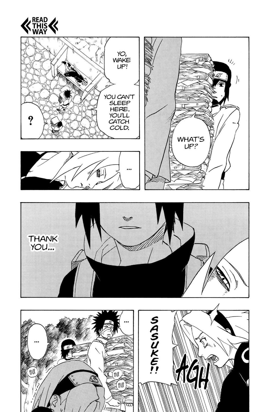 Naruto, Chapter 182 image 003