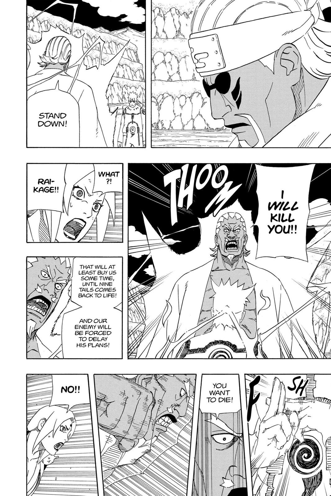 Naruto, Chapter 541 image 011