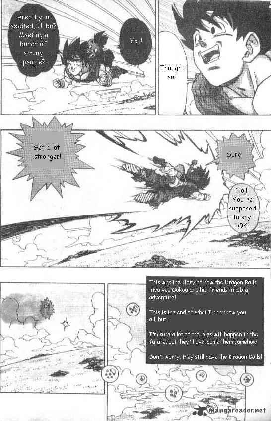 Dragon Ball, Chapter 520 image 015