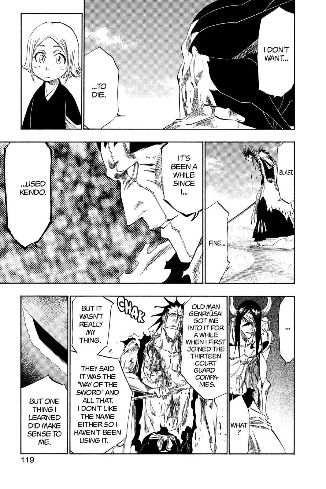 Bleach, Chapter 311 image 015