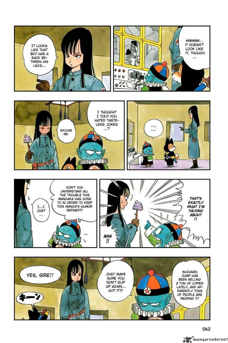 Dragon Ball, Chapter 19 image 003