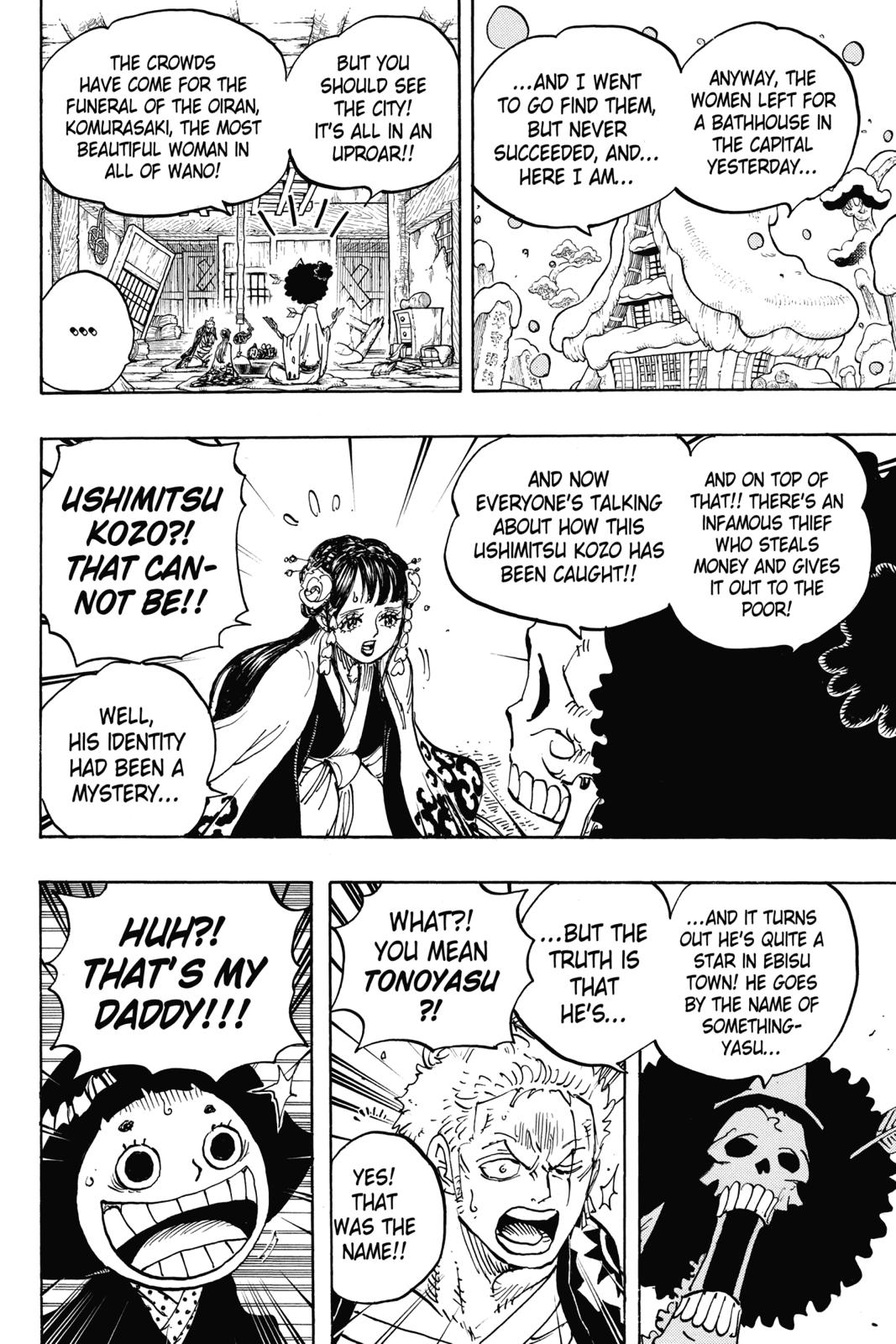 One Piece, Chapter 941 image 012