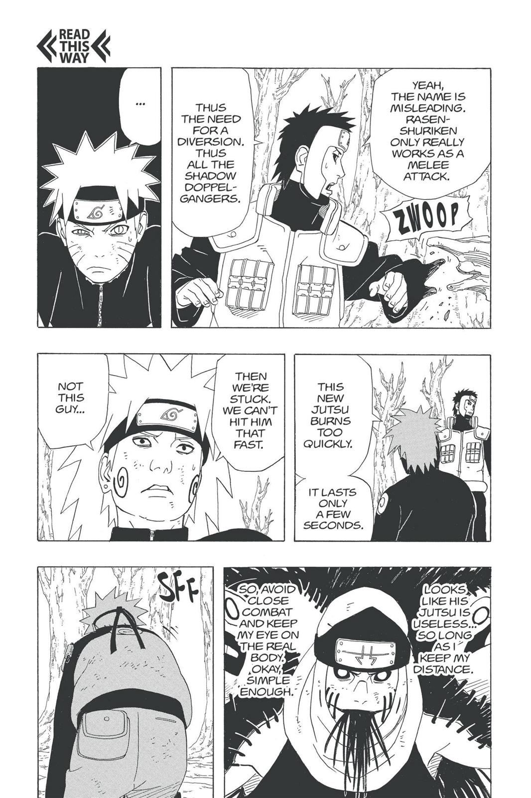 Naruto, Chapter 340 image 019