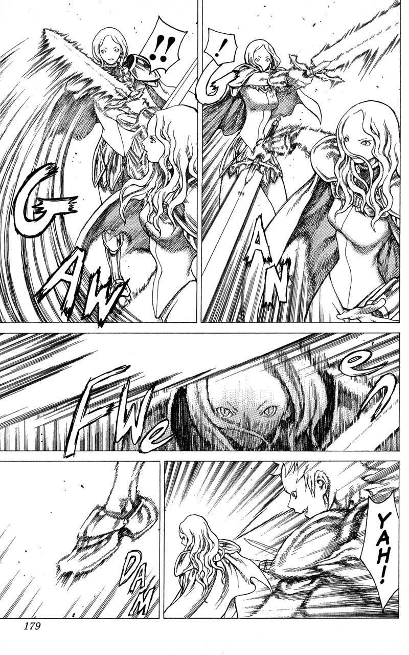Claymore, Chapter 21 image 019
