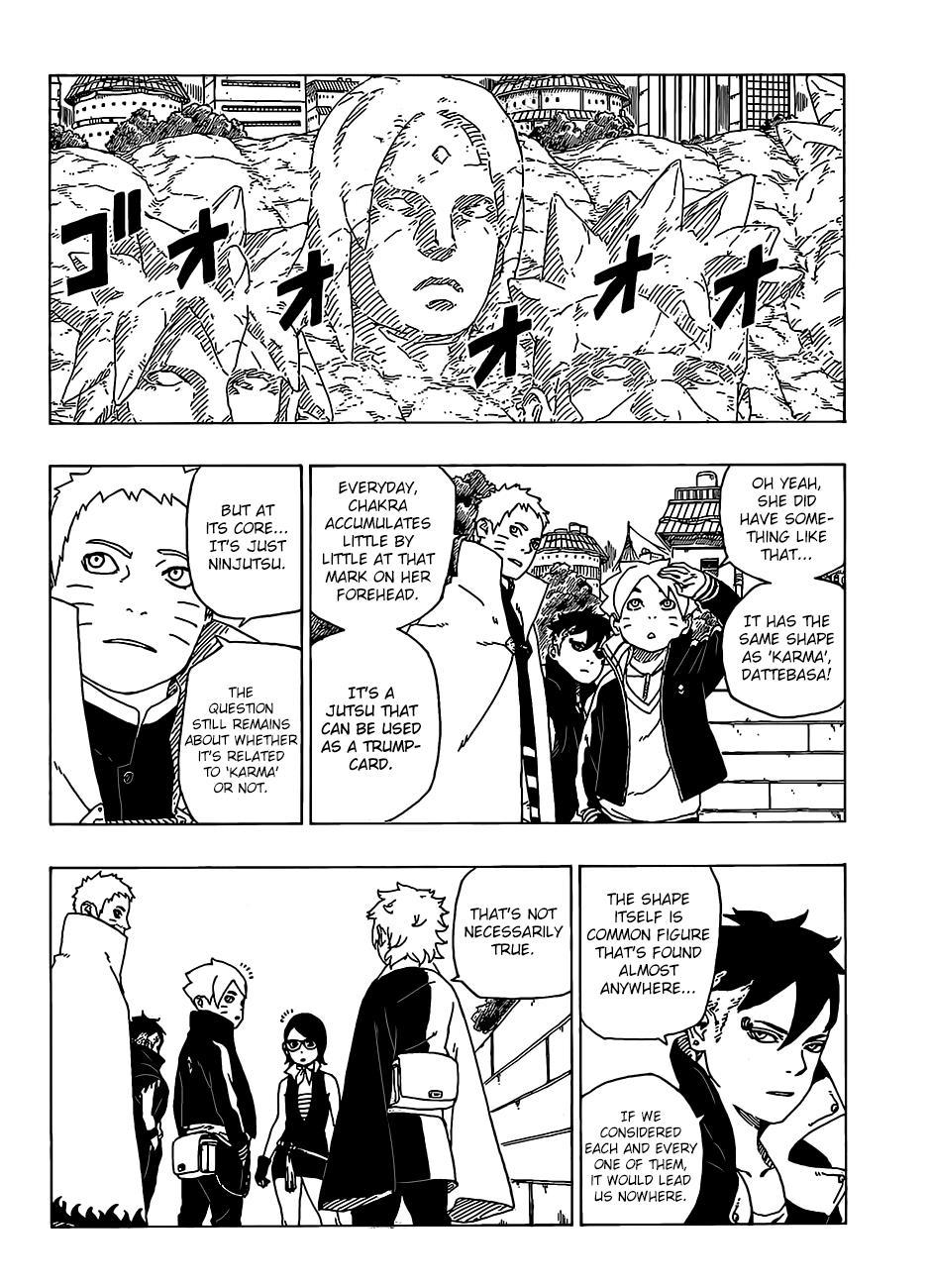 Boruto Manga, Chapter 35 image 027
