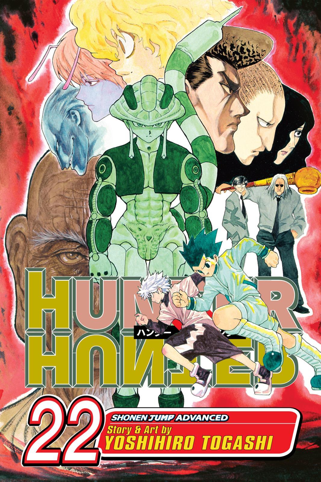 Hunter X Hunter, Chapter 224 image 001