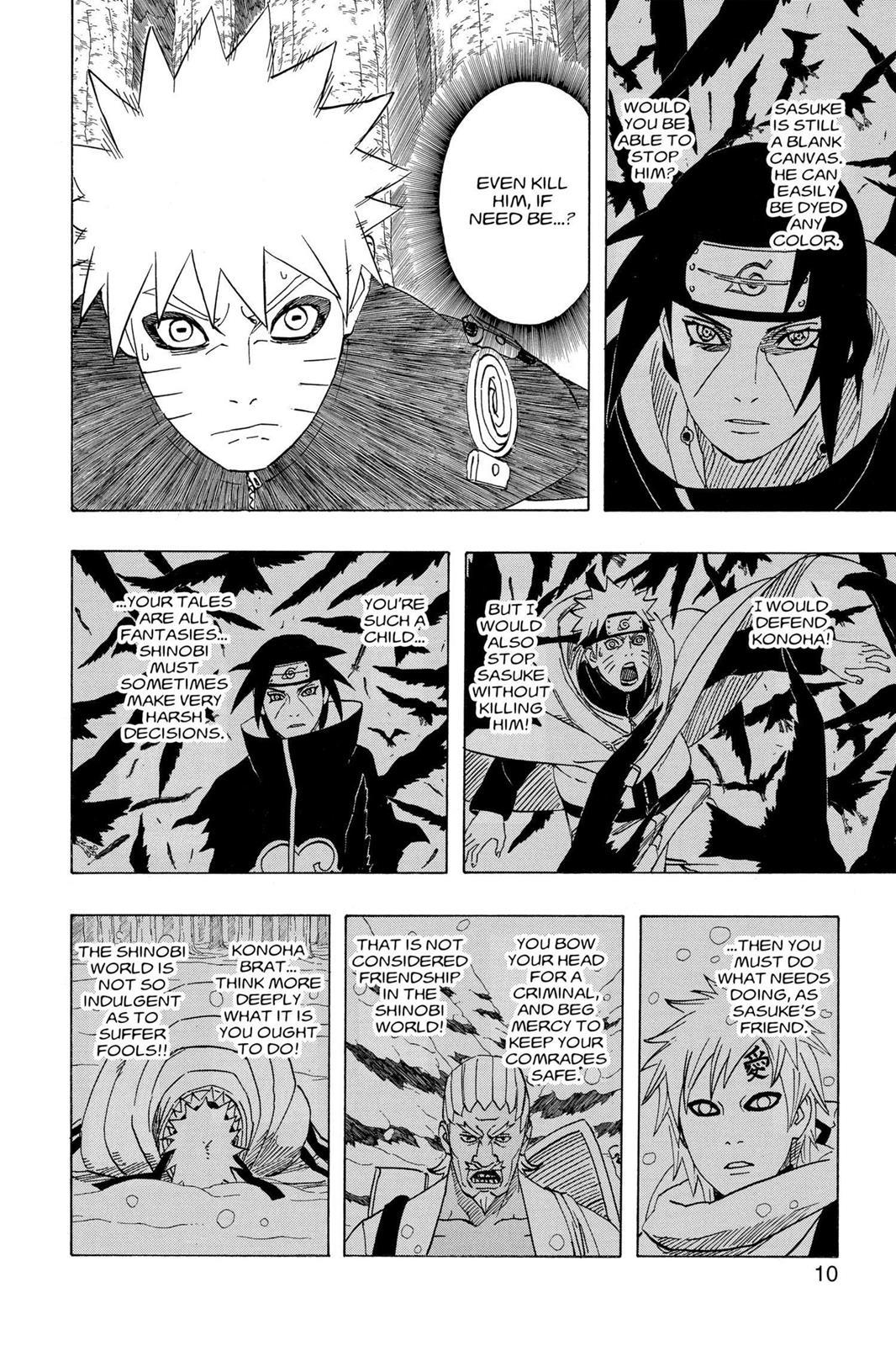Naruto, Chapter 484 image 011