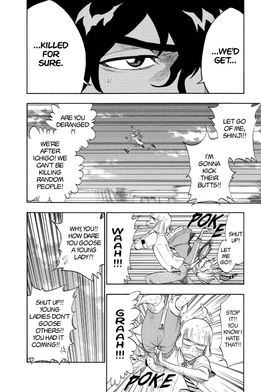 Bleach, Chapter 190 image 004