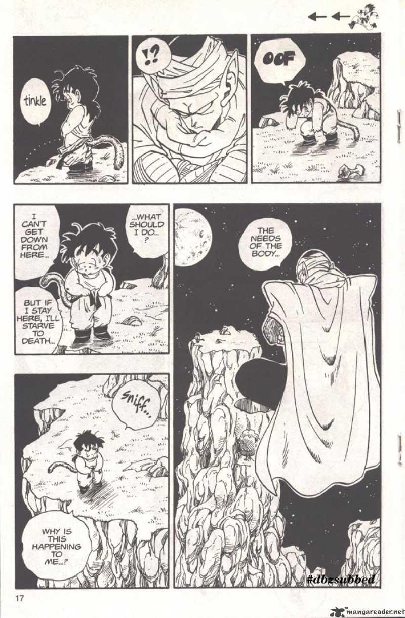 Dragon Ball, Chapter 208 image 002