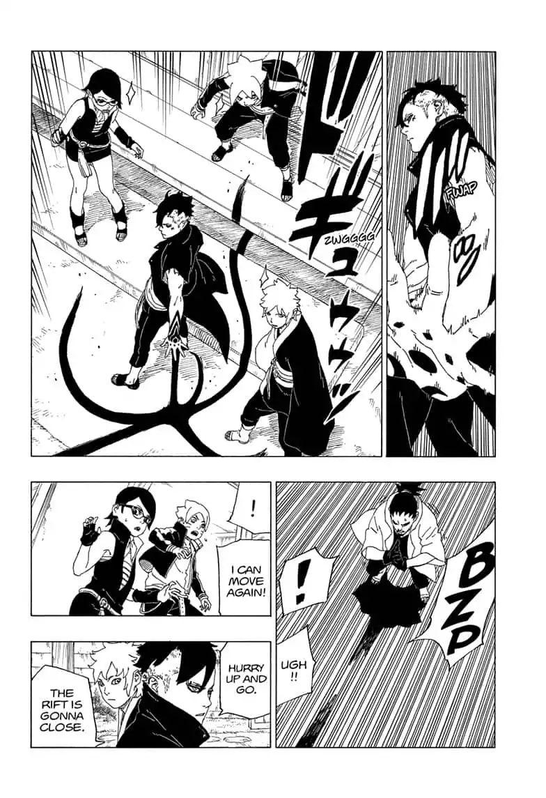 Boruto Manga, Chapter 39 image 038