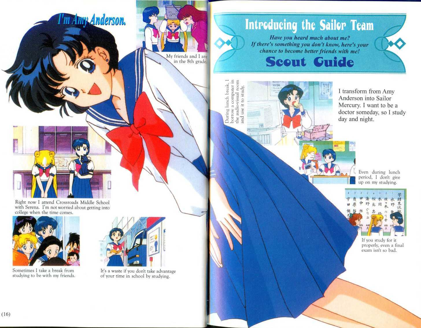 Sailor Moon, Cahpter 2.1 image 015
