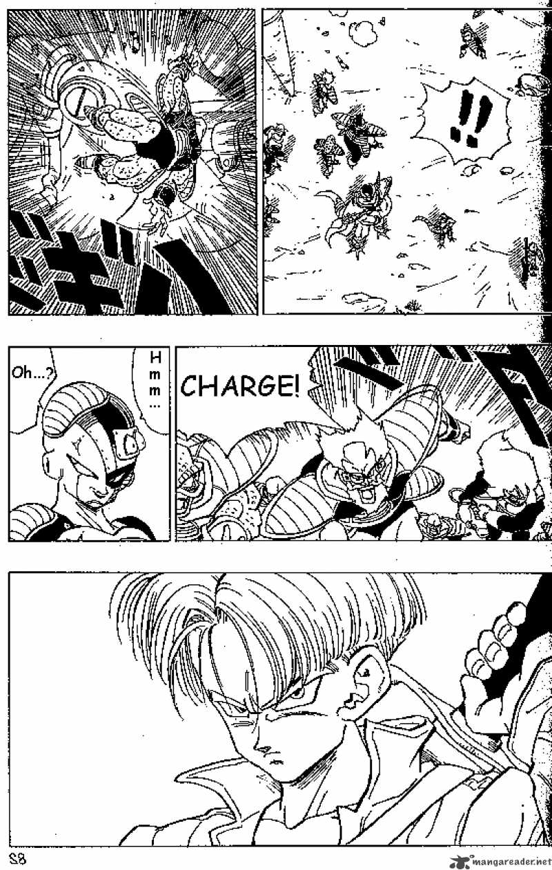 Dragon Ball, Chapter 331 image 005