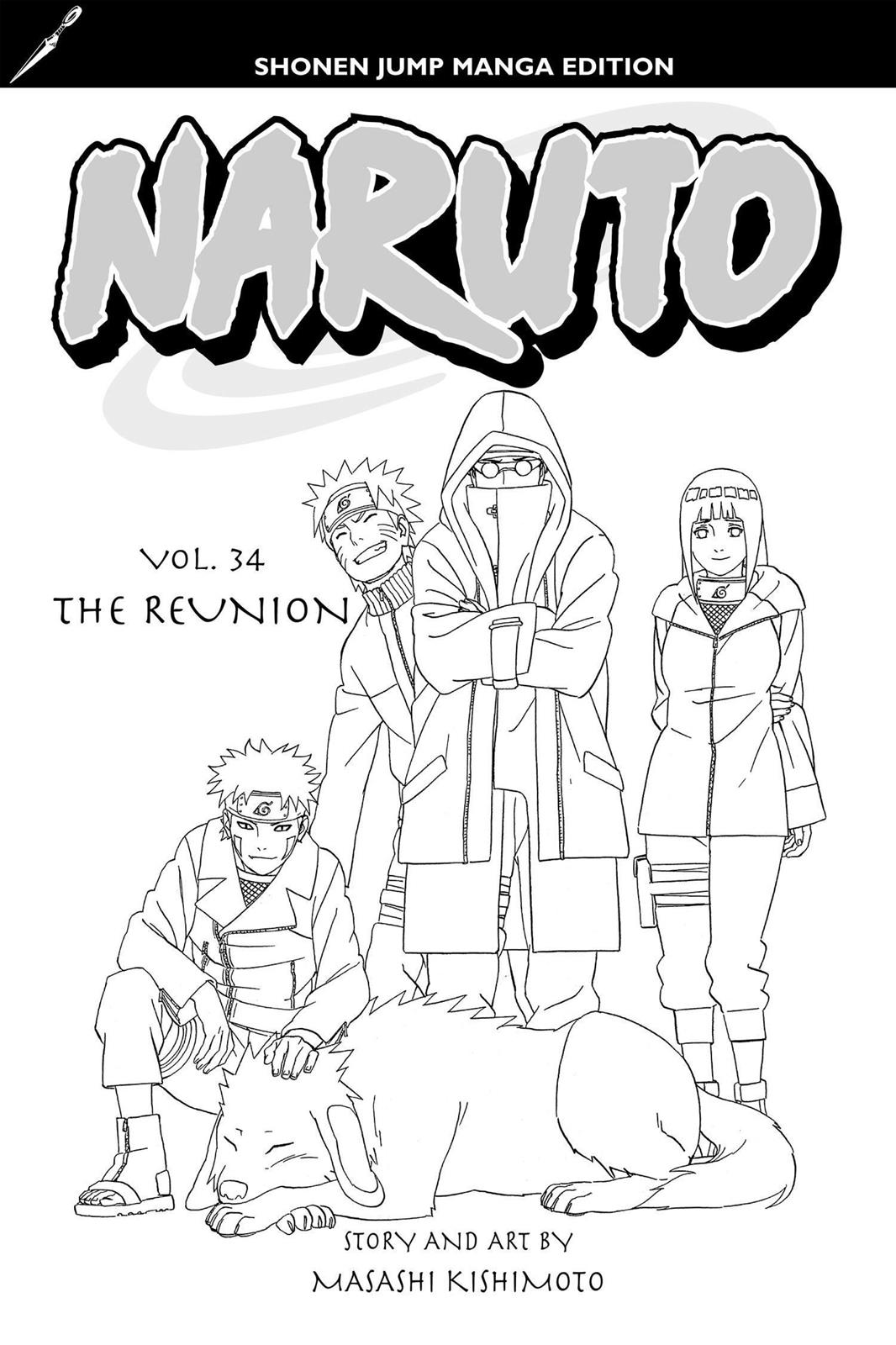 Naruto, Chapter 300 image 004