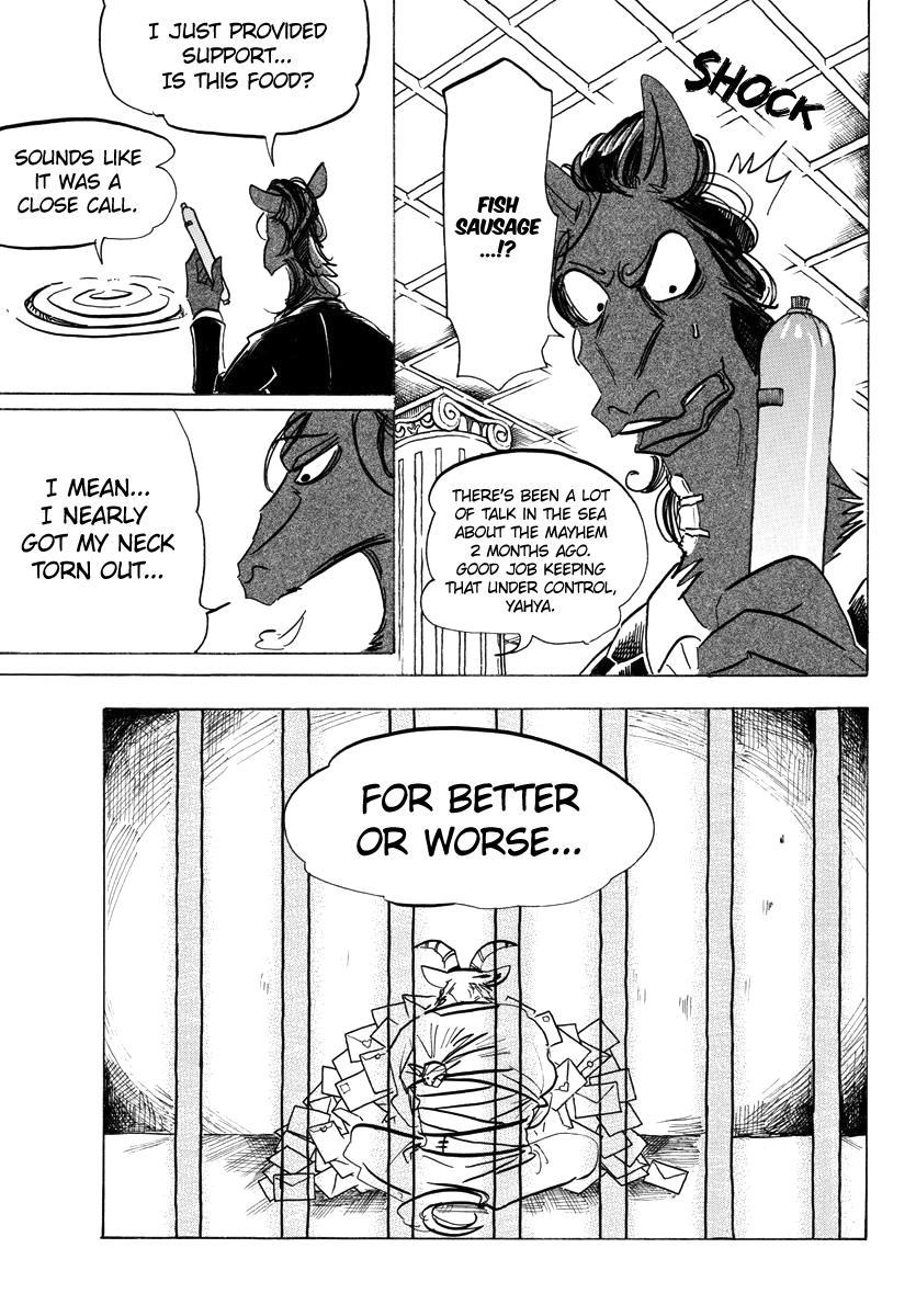 Beastars Manga, Chapter 193 image 009