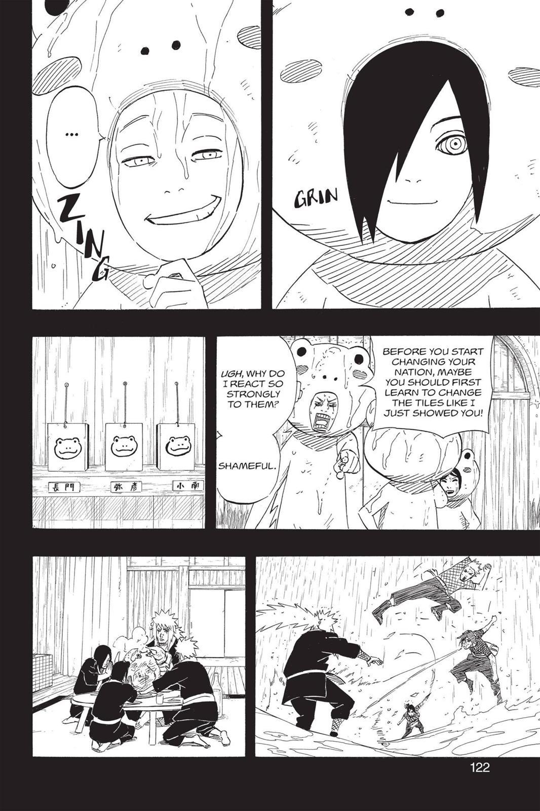 Naruto, Chapter 511 image 008